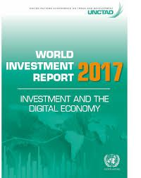 World investment report 2017:   Investment and the digital economy (PRINT) SOLICITAR/REQUEST: http://biblioteca.cepal.org/record=b1253873~S0*spi