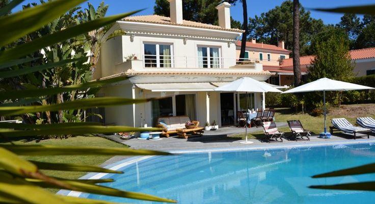 Villa Luke - Lissabon kust - 5 slaapkamers, dicht bij zee en strand