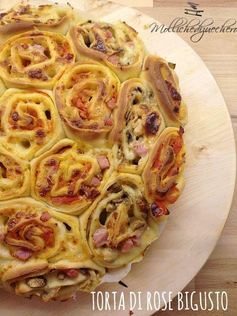 La torta di rose bigusto è un soffice panbrioche light con un doppio ripieno: ogni boccone sarà una splendida e saporita sorpresa!