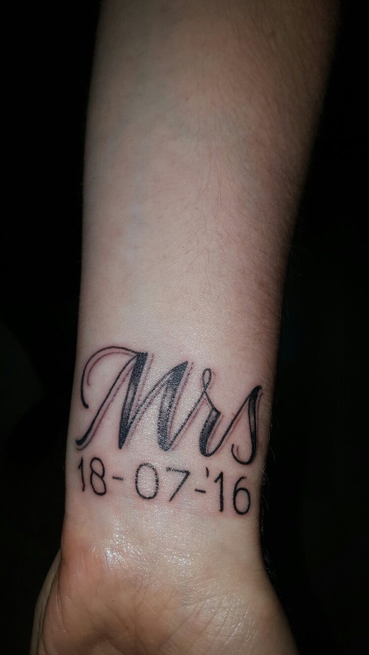 55 romantic wedding ring finger tattoo designs and ideas - Mrs Tattoo Pols
