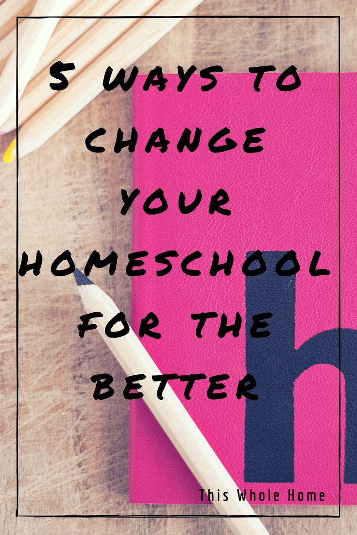 5 Ways Our Homeschool is Changing for the Better #homeschool #homeeducation #charlottemason #eclectichomeschool #homeschoolplanning #waldorfinspiredhomeschool #naturejournal