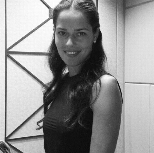 Ana Ivanovic - players party Tokyo. Tennis
