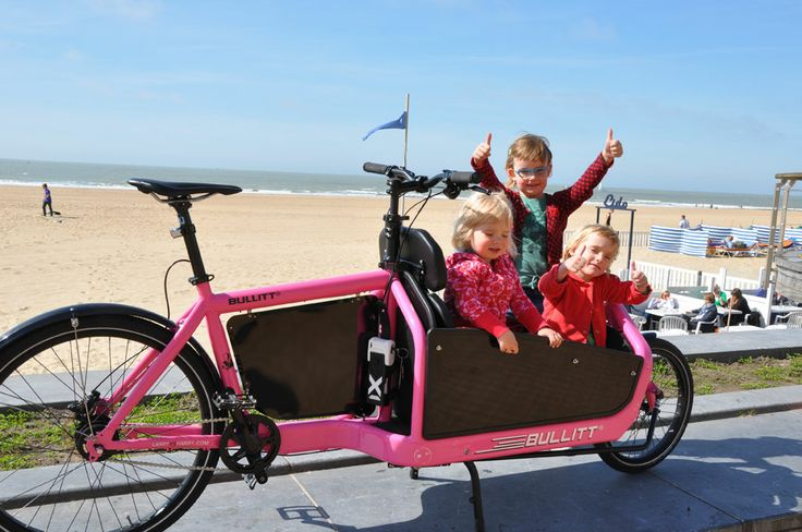 The best & fastest cargobike in the world!