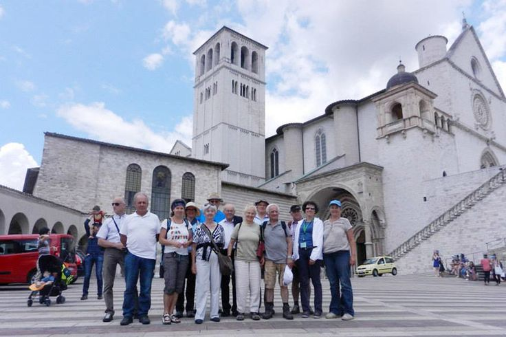 £34 Discover the famous monuments of Assisi on a private walking tour, and stroll down alleys to the typical squares of the Old Town. See Roman ruins, old stone houses, and magnificent frescoes. Then enter the historic Basilica of St. Francis.