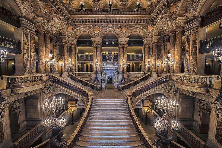 Palais Garnier by Manjik photography on 500px