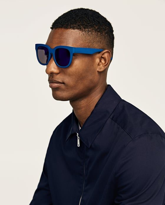 Trendy Men: Tendências de óculos de sol! #Trendy #Men: #Tendências de #óculos de #sol | #acessório #look #proteção #Homens #TrendyNotes #óculossol #musthave #perfeito #arrojado #look #frios #tendências #adaptar #modelo #tipo #rosto #RETOS #FLATBROW #plana #tendência #incontornável #destaca #linhas #ângulos #retos #modelo #ideal #suavizar #rosto #arredondado #rostos #mais #quadrados #arredondar #cortes #barba #suavizar #combinação #zara