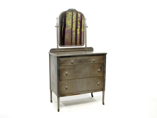 simmons metal furniture. Simmons Metal Dresser, Love It Furniture