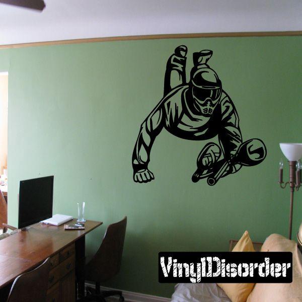 Best Paintball Room Images On Pinterest Vinyl Decals Vinyls - Make custom vinyl wall decalsvinyl wall decal sticker paint dripping s wall decals attic