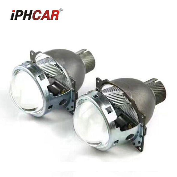 Buy online US $45.56  2pcs 3.0 inch H4Q5 Bi xenon Bixenon hid Projector lens metal holder D1S D2S D2H D3S D4S  hid xenon kit headlight car headlight