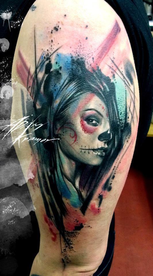 Adam Kremer Tattoo. #tattoo #tatuagem #ink