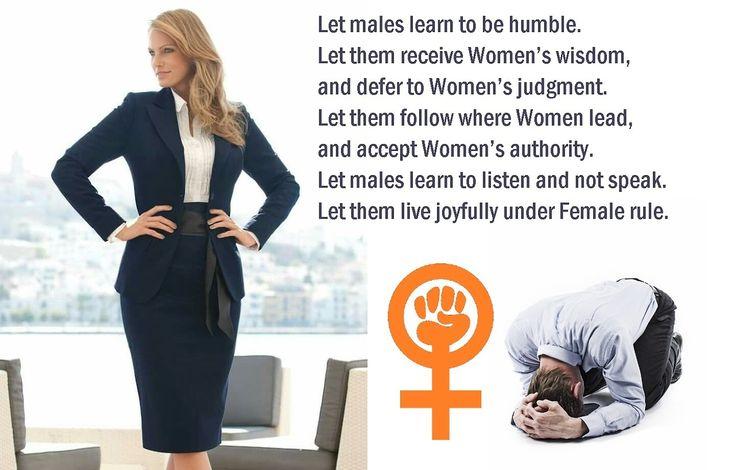 ☺ Women's authority