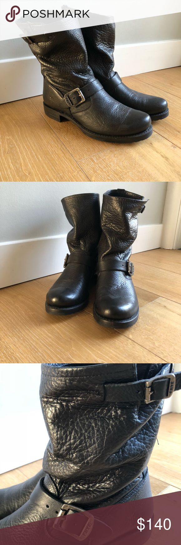 FRYE Veronica Short Boot EUC Frye Veronica Short boots - barely worn...like new!! Frye Shoes Combat & Moto Boots