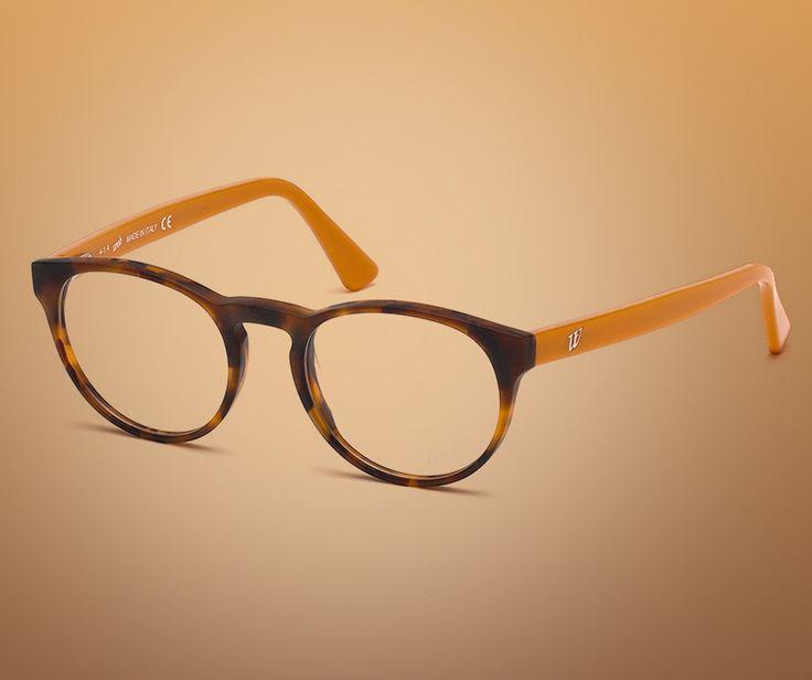 Pumpkin style.  Eyeglasses WE5127.
