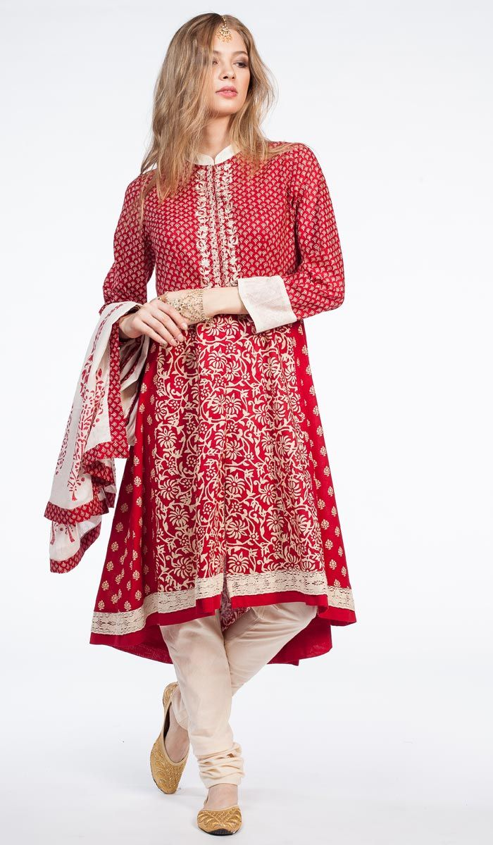 http://indiastyle.ru/products/pandzhabi-strely-kamy  Панджаби красное с вышивкой, сальвар камиз,индийская одежда, одежда из Индии, Punjabi, salwar kameez, indian clothes, India.  18 400 рублей