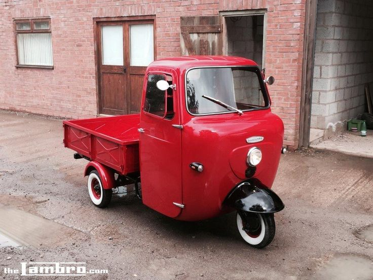 Lambro 175 Pick up version