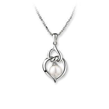 Grace Kelly Pendant - Pendants from Newbridge Silverware online Jewellery store Ireland