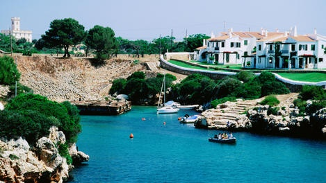 Menorca (population 90, 240) is the least overrun and most tranquil of the Balearics. In 1993 Unesco declared it a Biosphere Reserve, aiming to preserve environmental areas, such as the Parc Natural S'Albufera d'es Grau wetlands and the island's unique archaeological sites. Spain