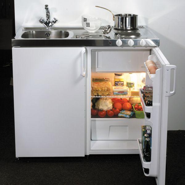 Complete Compact Kitchen Unit: Tiny Kitchen