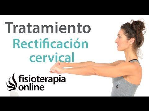 Como corregir la rectificación cervical con ejercicios, auto-masajes y estiramientos. | Fisioterapia Online