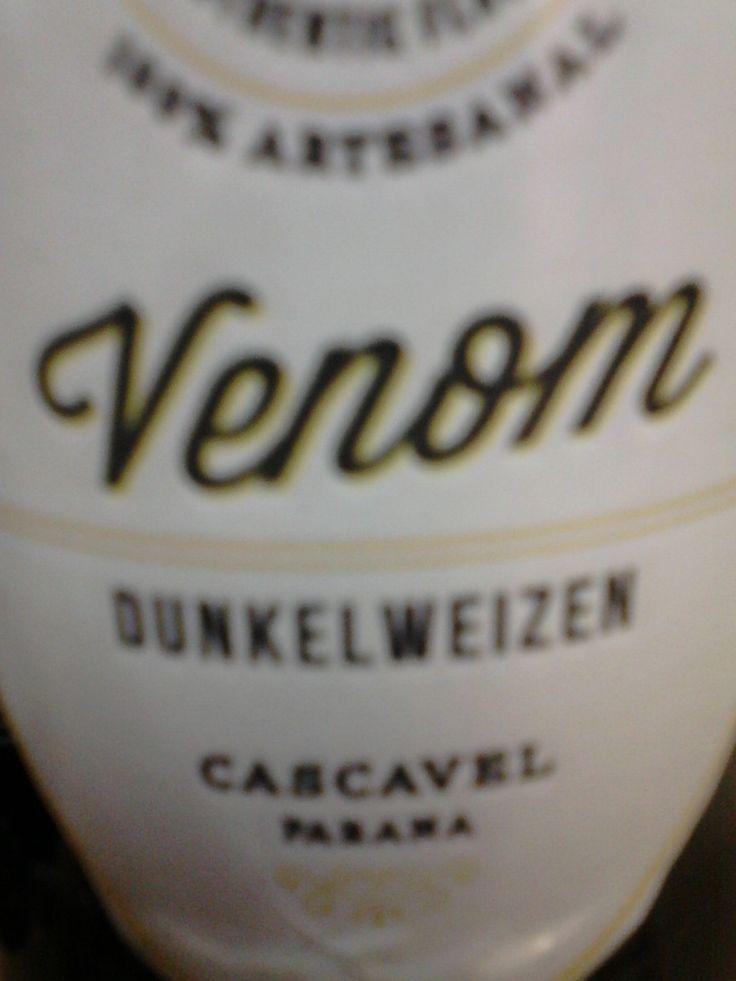 """Crotalus Beer """"Venom"""" -  Dunkelweizen"""