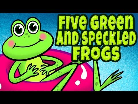 Pond Life Songs for Kids - PreKinders