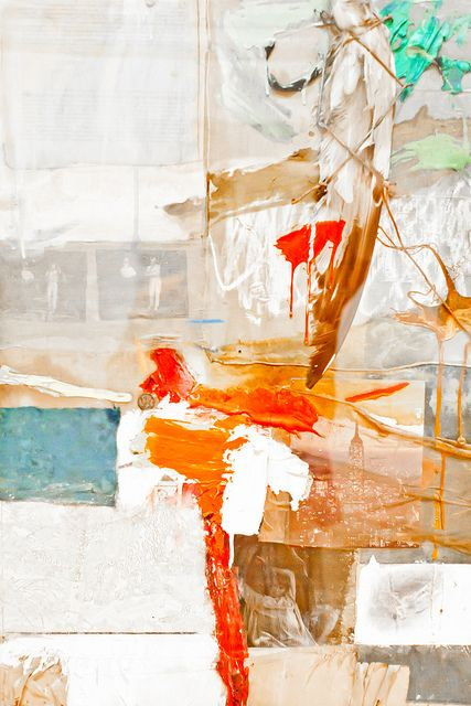 justanothermasterpiece: New Dilemas by Thomas Hawk on Flickr. Robert Rauschenberg via Paint and Poetry.