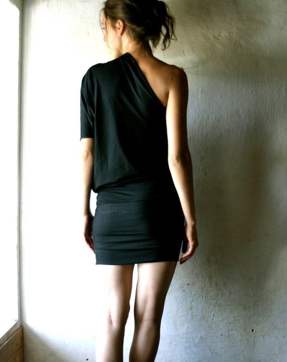 Little black dress Party dress LBD Bridesmaids dress by larimeloom, €55.00. Im thinking perfect for vegas and new years