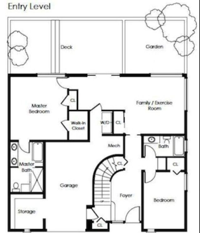 26 best art deco images on pinterest art deco home art for Streamline moderne house plans