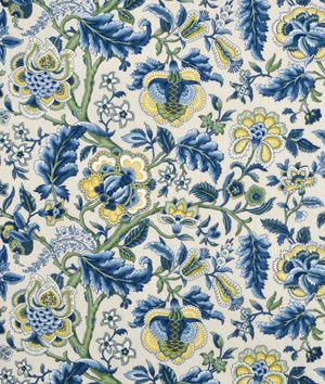18 best waverly blue fabric for kitchen family room images on