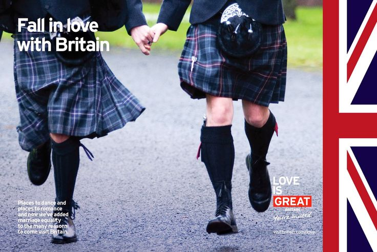 Love is GREAT - New VisitBritain LGBT Campaign   Gay Market News.