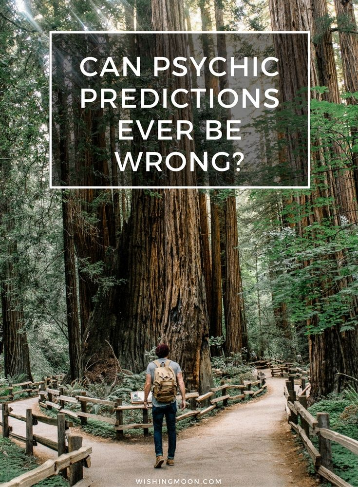 Can Psychic Predictions Be Wrong?