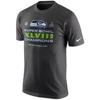 Seahawks win #SuperBowl XLVIII! Show your Seattle pride with our #SuperBowl XLVIII Champions gear. #SB48 #SeattleSeahawks #12thMan