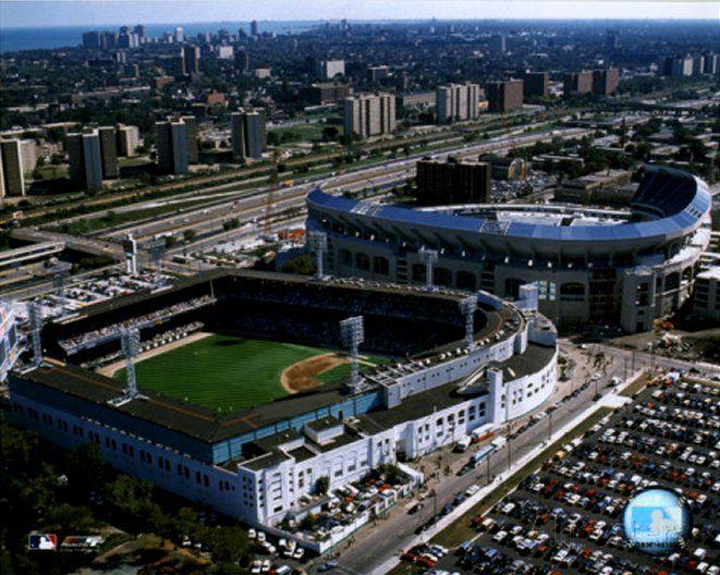 Chicago White Sox - Comiskey Park/NEW (Chicago) (C)Photofile