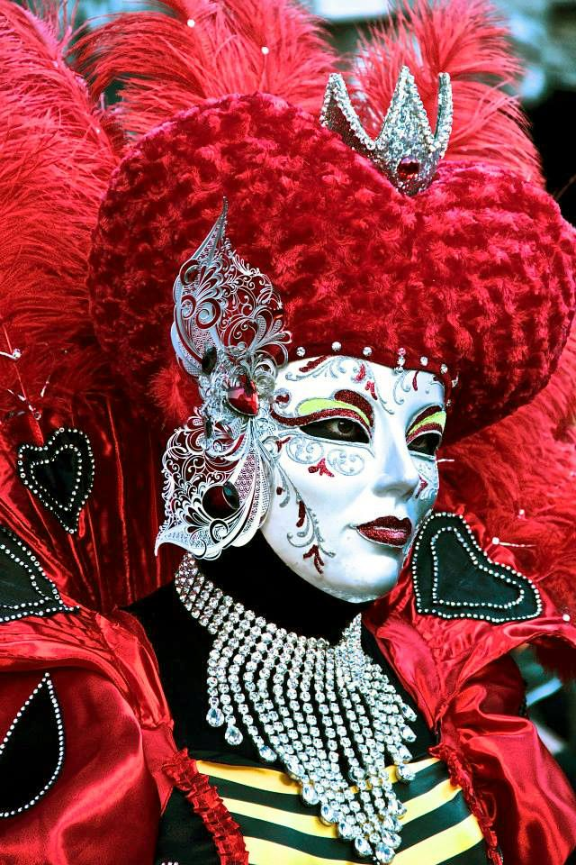 Maschere Veneziane  Ph: evasionicreative
