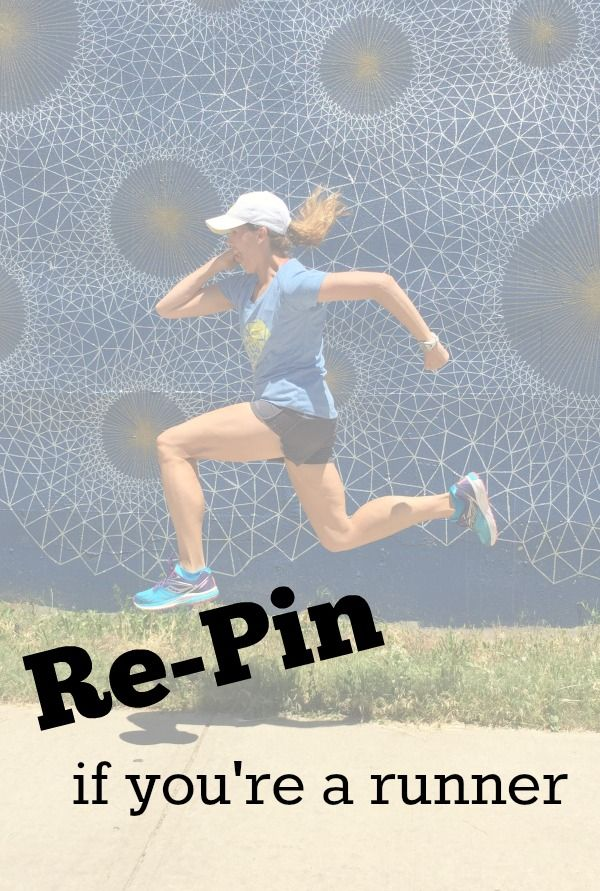 Let's find out how many runners are on here!! If you've learned to call yourself a runner, re-pin and celebrate!!!