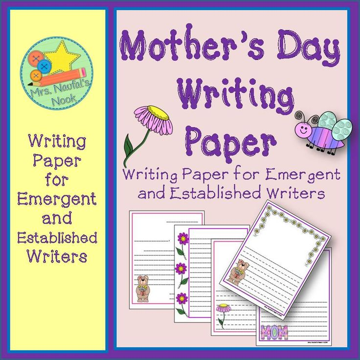 47 best Writing Paper images on Pinterest Writing papers - color lined paper