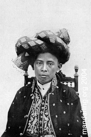 Mandailing (Batak group) North Sumatra
