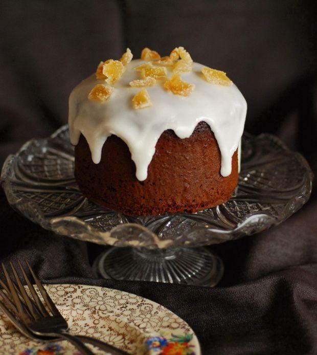 Lemon Cake Icing