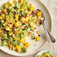 salade pommes, bettraves et canneberges de RICARDO