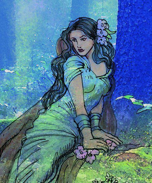 Helena From a Midsummer Night Dream | Helena's Despair - Shakespeare's A Midsummer Night's Dream