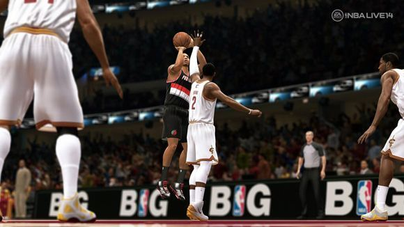 NBA Live 14 evolves daily thanks to Xbox One and PS4's online capabilities | The Xbox One and PS4 don't require an online connection, but they often depend on one. Case in point: NBA Live 14. Buying advice from the leading technology site