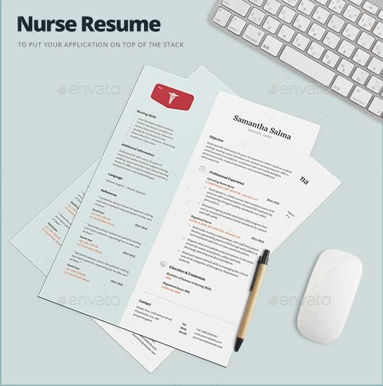 9 best Best Doctor And Nurse Resume Templates PDF Word images on - resume templates pdf