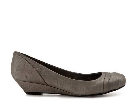 "Rocket Dog Tonic Wedge Flat Mid & Low Heel Pumps Pumps & Heels Women's Shoes - DSW ""Thai Silk"" Color ""Raw Iron"""