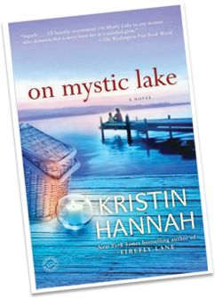 This one got me hooked on Kristin Hannah!  I recommended this one to so many book lovers....only hope they enjoyed it as much as I did!