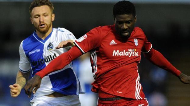 Bristol Rovers 1-0 Cardiff City (AET) - BBC Sport