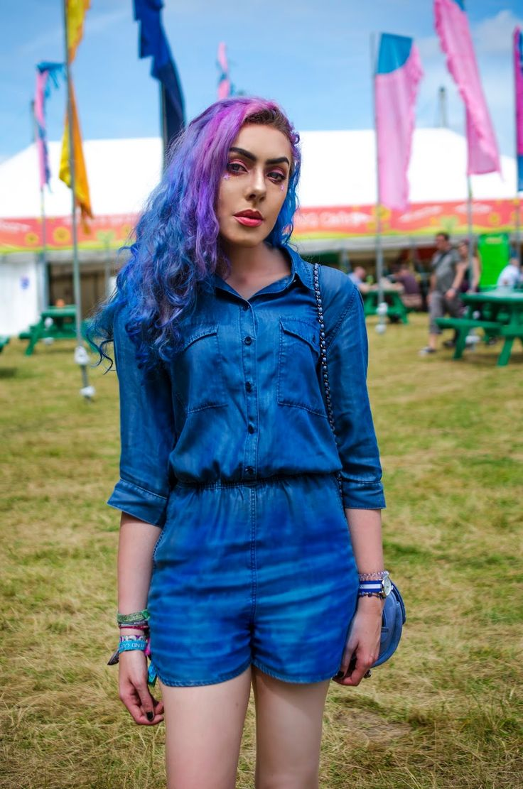 Festival outfits  style blogger Stephi LaReine