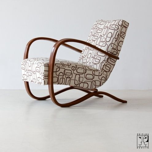 Halabala Streamline Chair - ZEITLOS – BERLIN