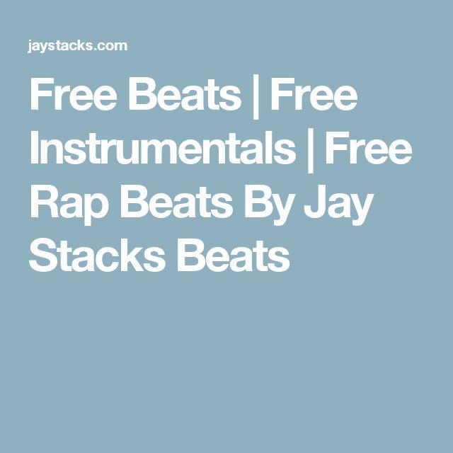 Free Beats | Free Instrumentals | Free Rap Beats By Jay Stacks Beats