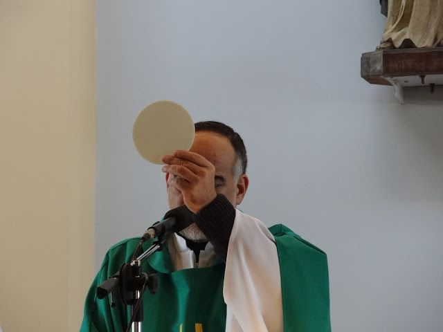 Capturador de Imágenes: La eucaristía es un acto de memoria,