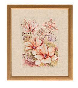 Vervaco, Bilde Vakre blomster, 422790